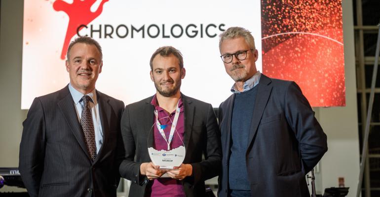 FiE 2017 start-up winner Chromologics