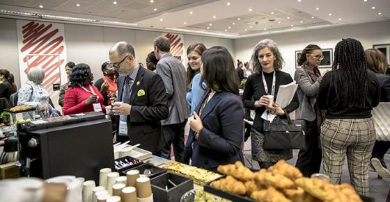 Women's Networking Breakfast - Fi Europe 2019