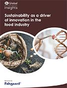 Sustainability as a driver of innovation in the food industry